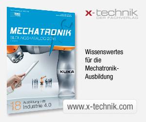 x-technik Fachmagazin MECHATRONIK ABO