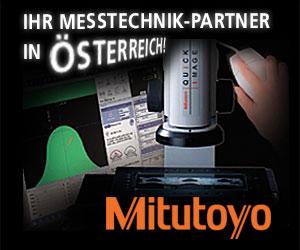 Mitutoyo Banner