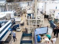 Vernetzte Pilotfabrik realisiert