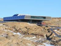 Installationstechnik in der Antarktis – optimal für Extrembaustelle
